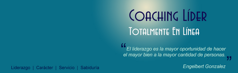 Coaching Lider